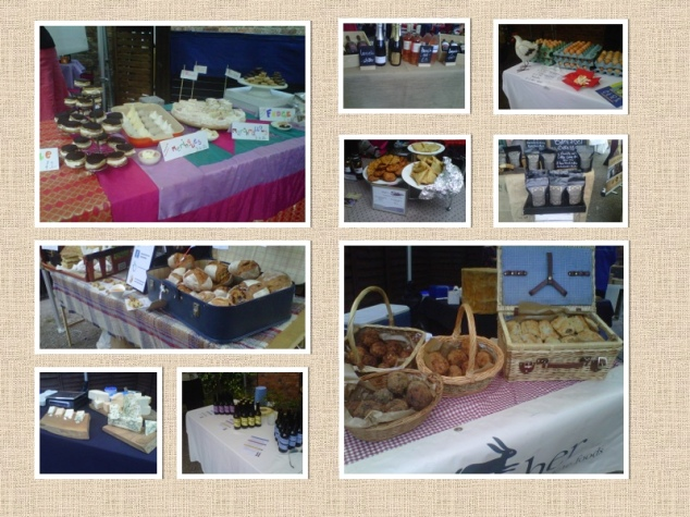 August 2013 Market